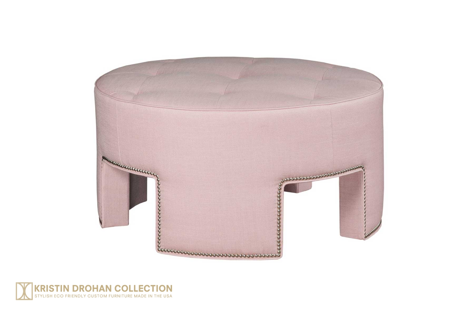 Anthony Ottoman, Kristin Drohan Collection