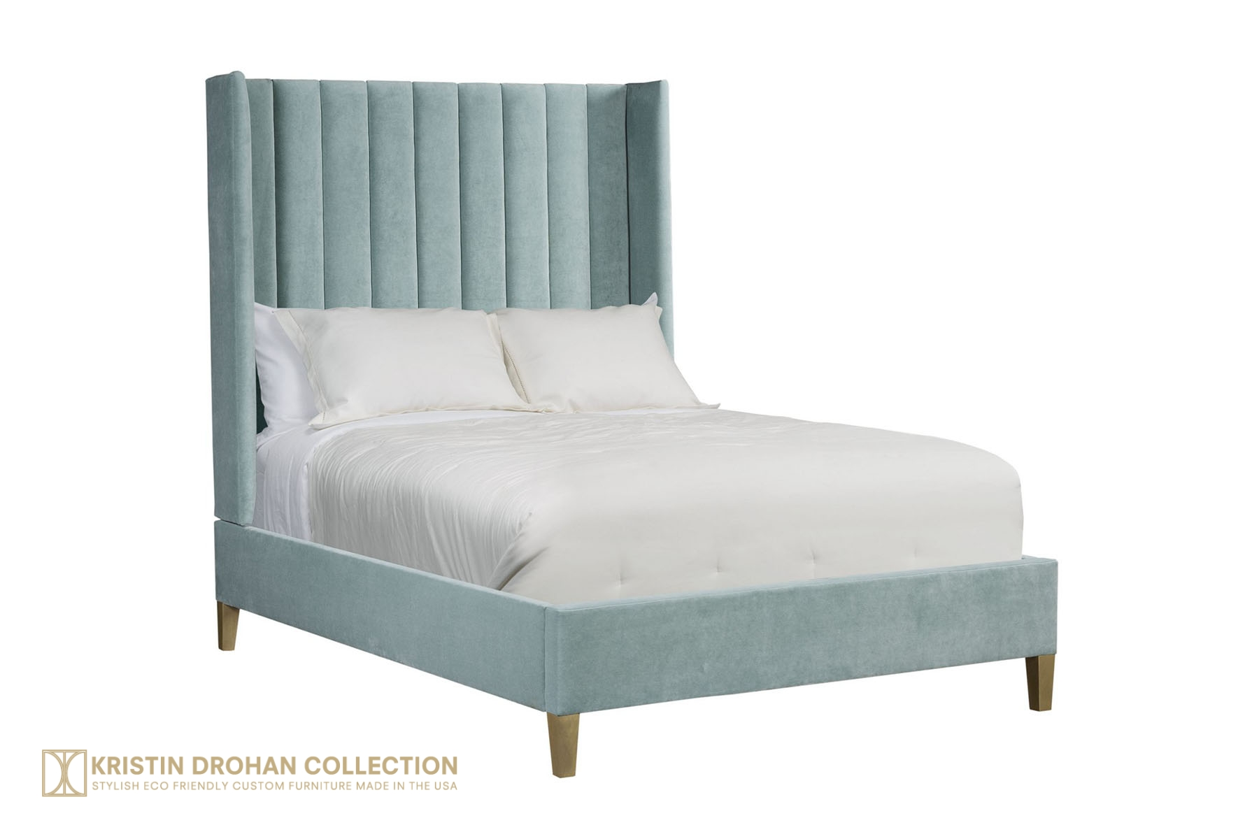 Bronie channel tufted bed