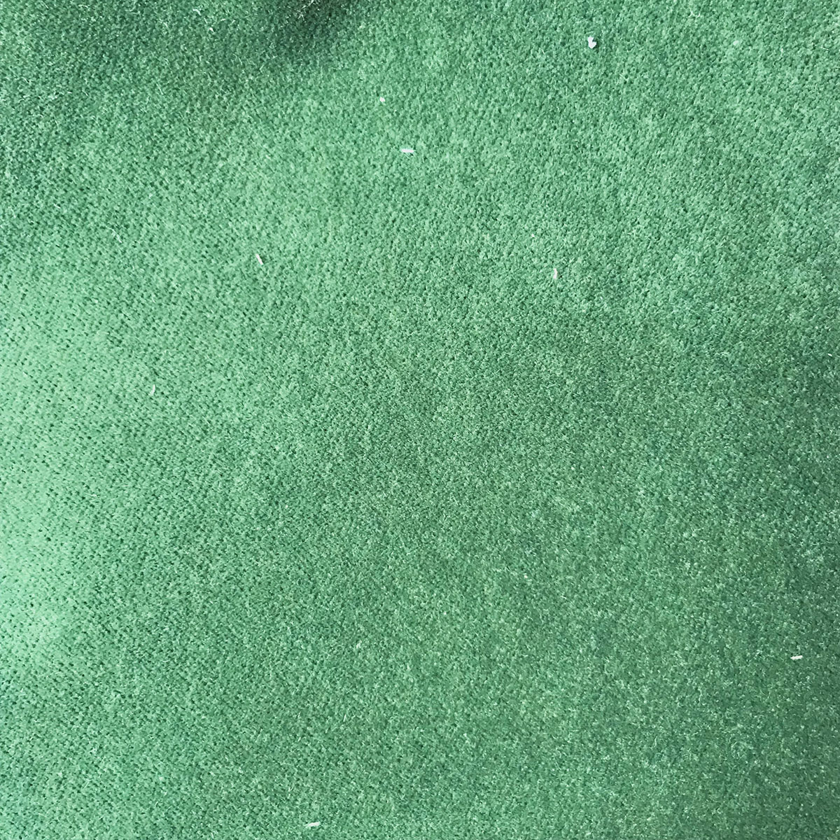 Cotton Velvet Emerald