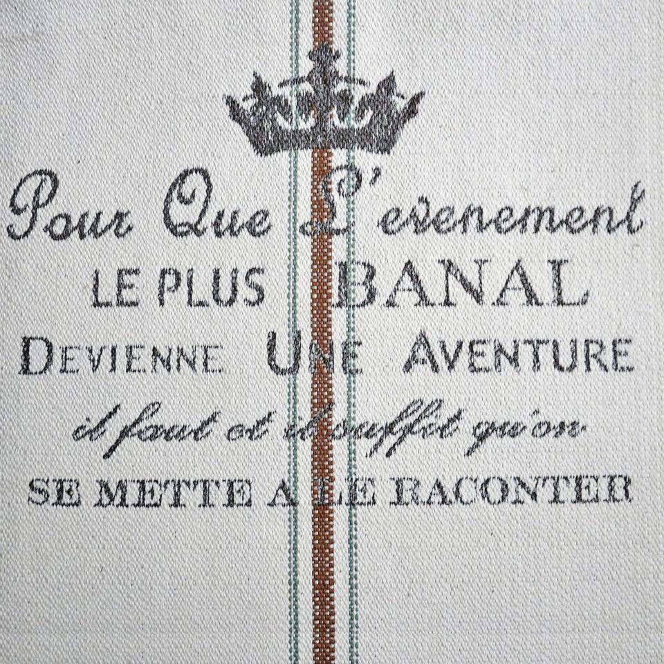 French Emblem Aqua