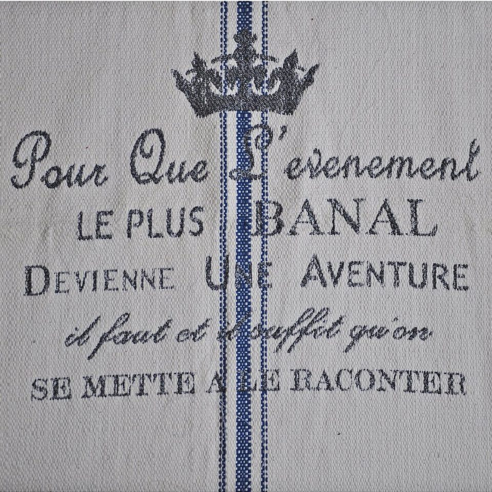 French Emblem Navy