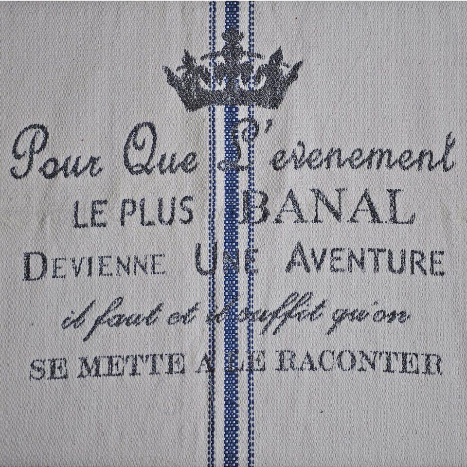 French Emblem Navy