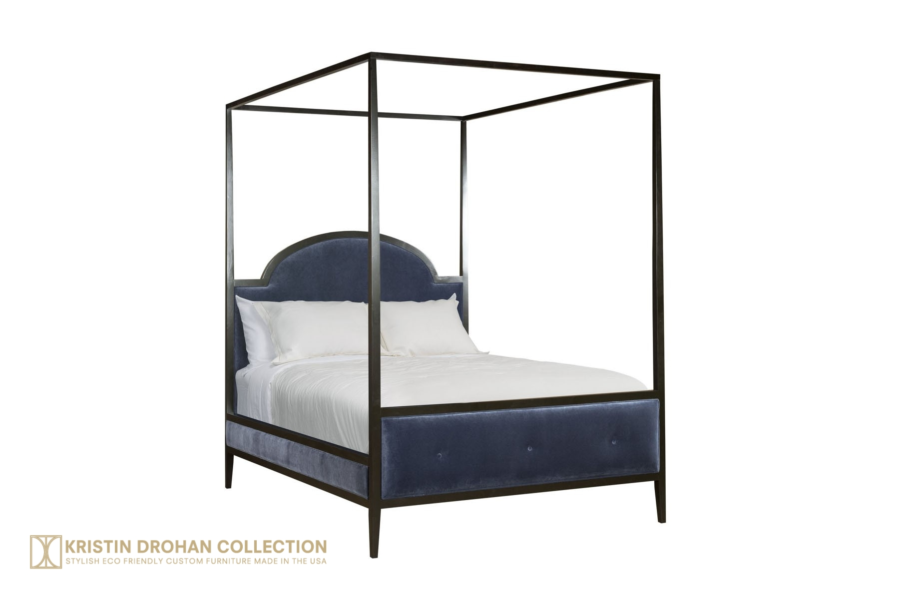 John Canopy Bed Designer Bed Kristin Drohan Collection