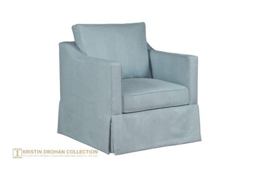 Louie Swivel Chair