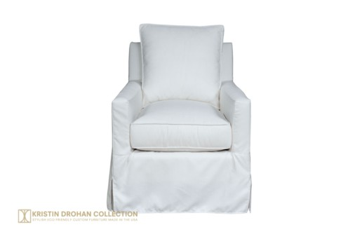 Seagrove Slipcovered Chair