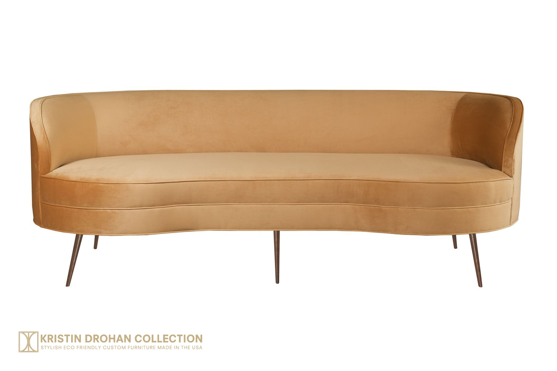 Sur mid-century modern sofa