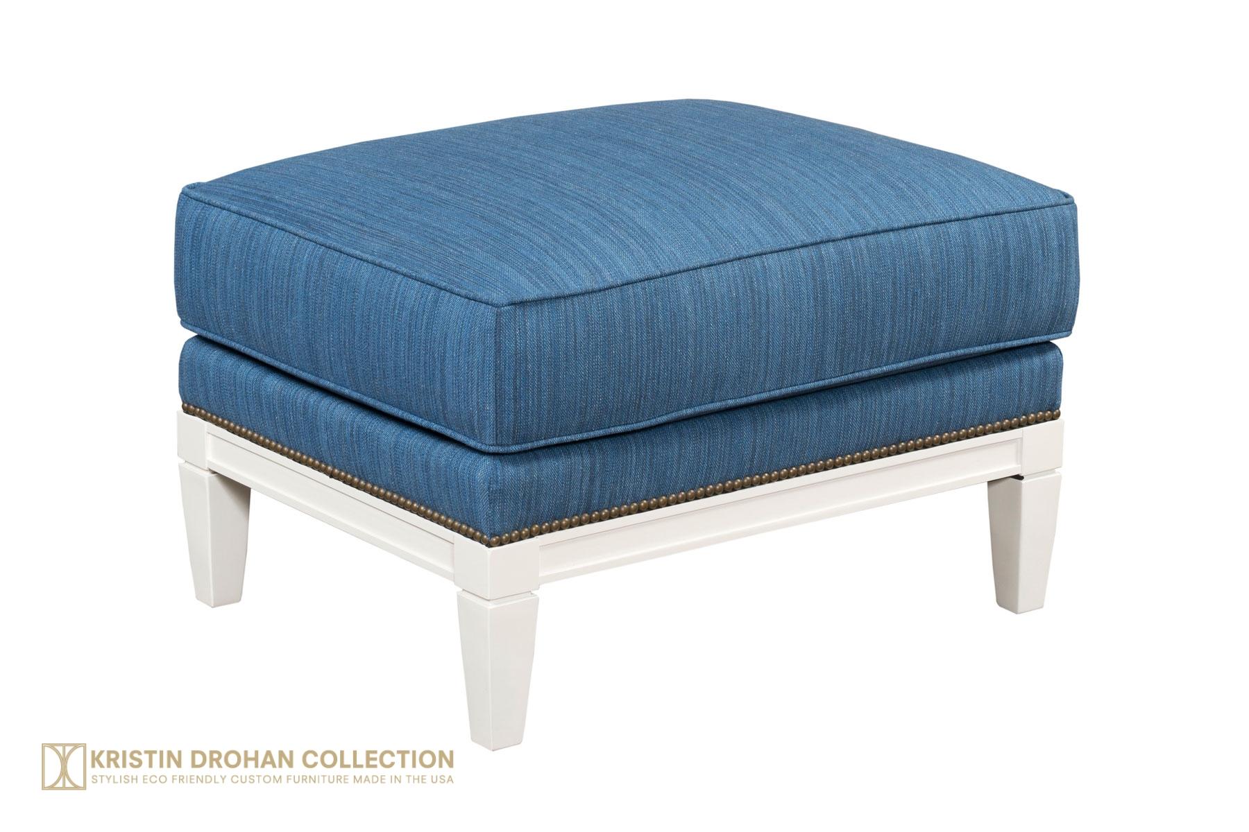 X-Back Chair Ottoman
