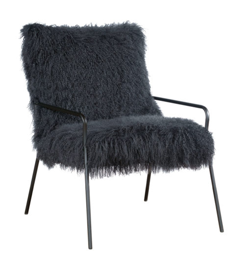 Brooklyn Fur Chair
