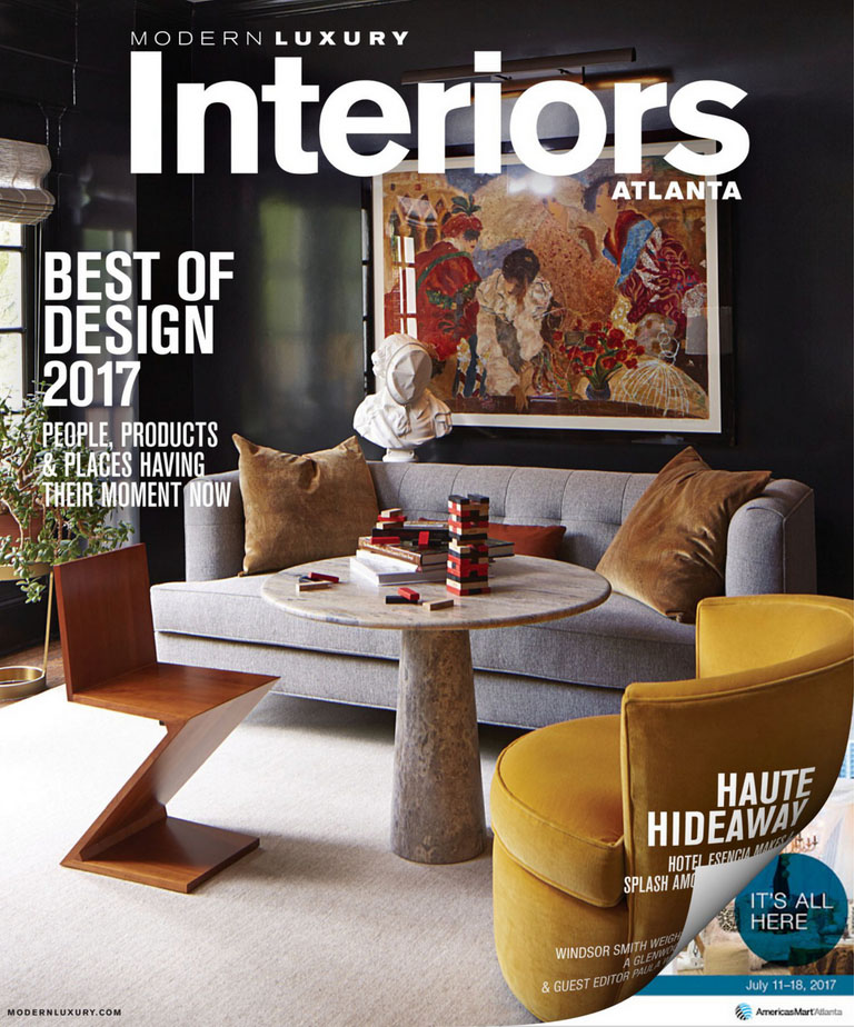 Modern luxury best of design features kristin drohan the kristin drohan collection for Kristin drohan interior design