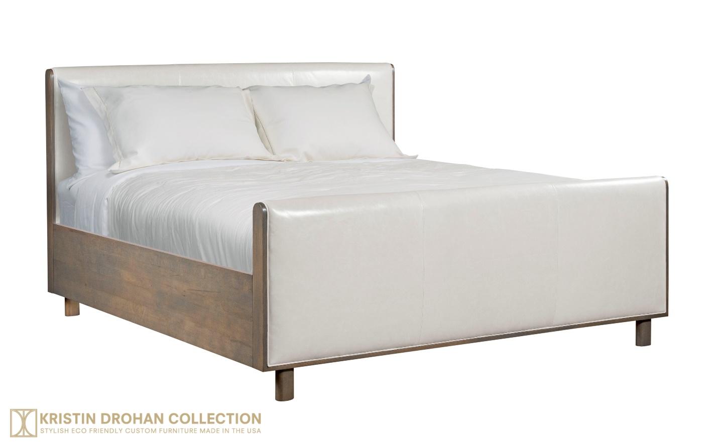Tribeca Bed, luxury panel bed