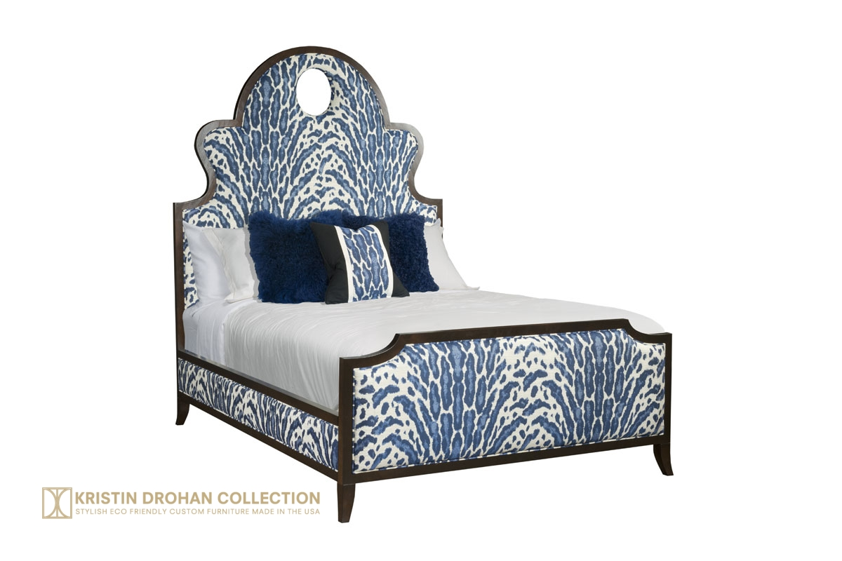Denise Bed - Fabulosity Lapis