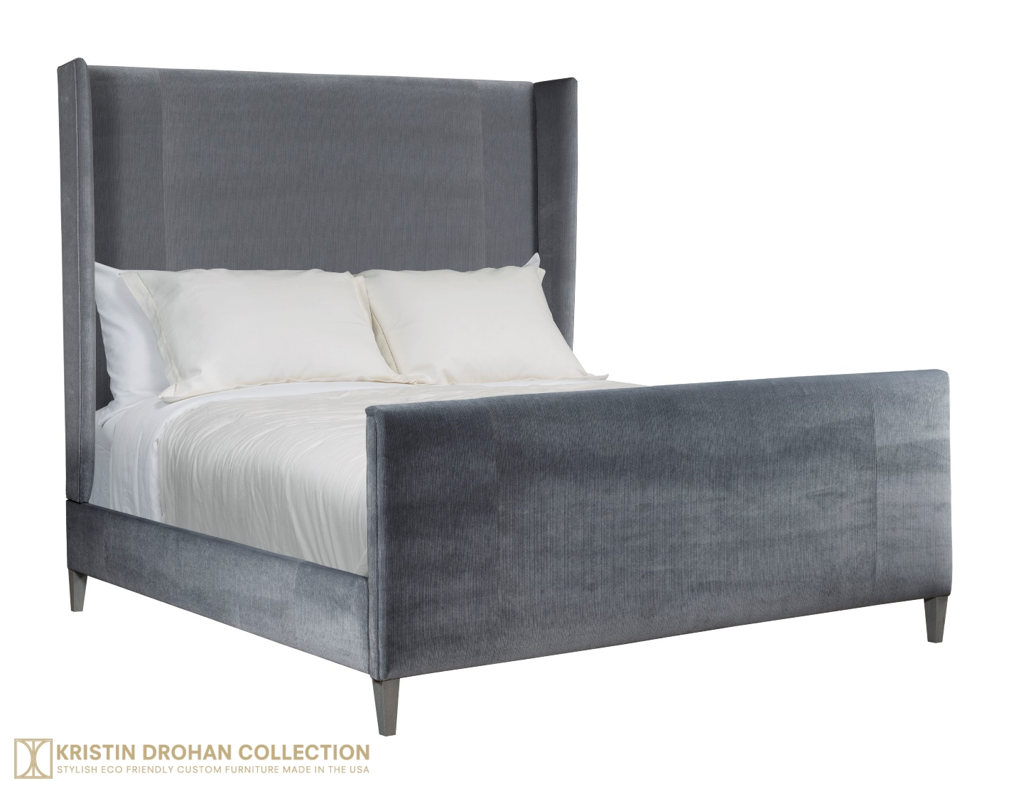 Destin Bed, Kristin Drohan Collection