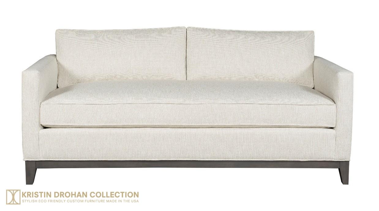 Keegan Sofa, classic track arm sofa