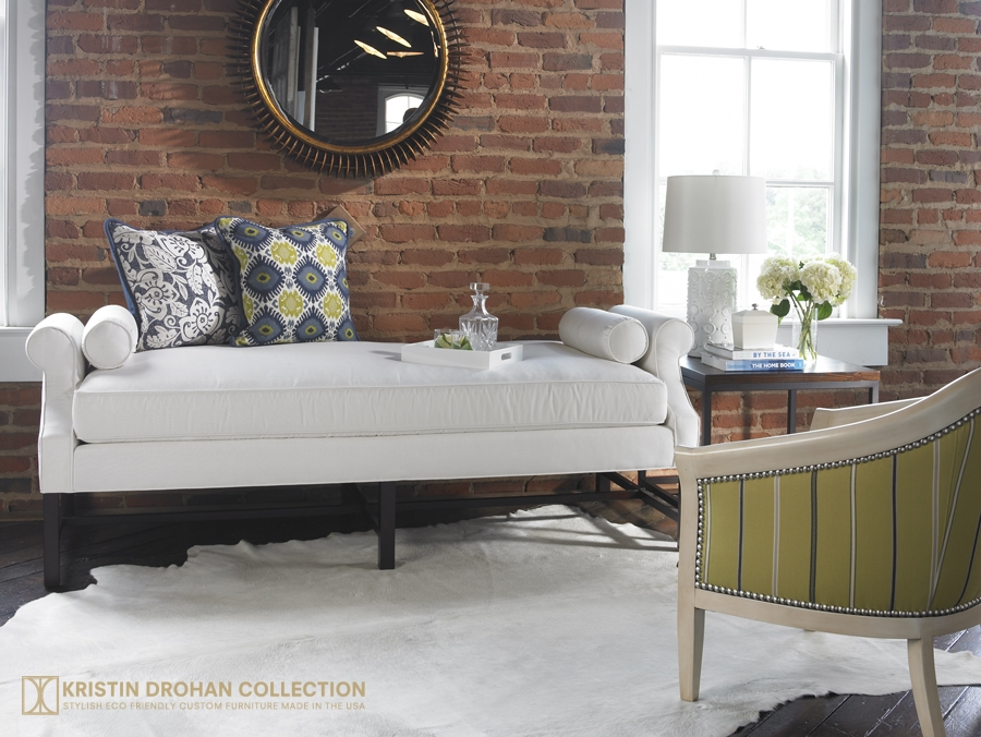 Anne Day Chaise The Kristin Drohan Collection