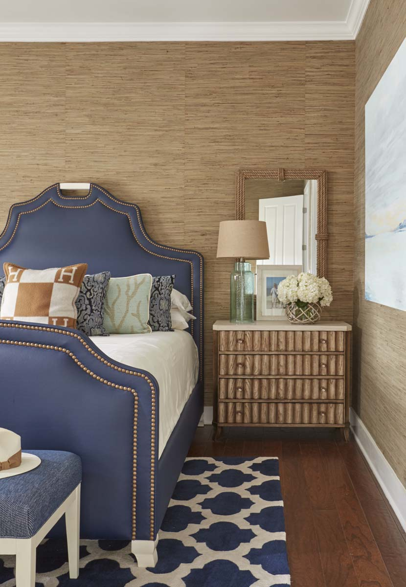 Grace bed and Dune Bench