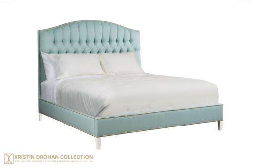 Watercolor Bed