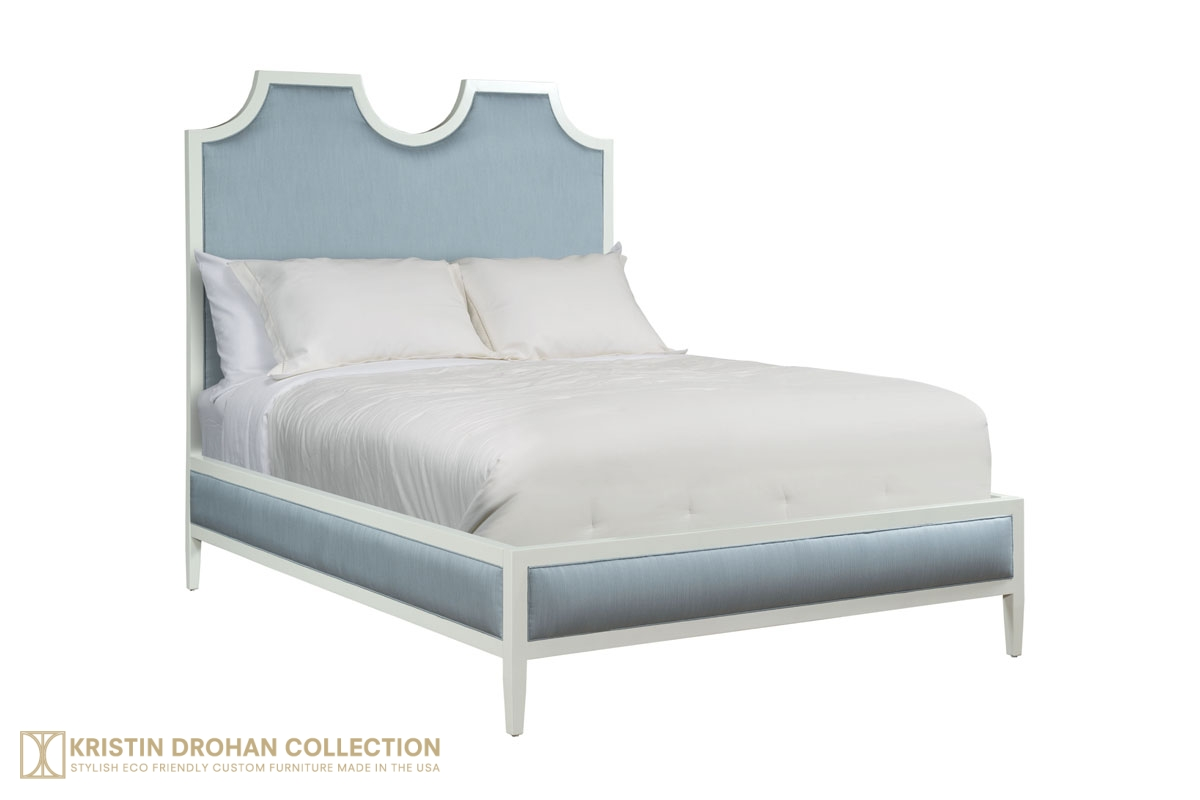 Wave Bed - The Kristin Drohan Collection