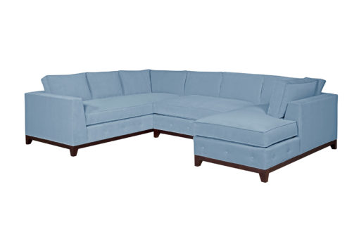Custom Sectional, Kristin Drohan Collection