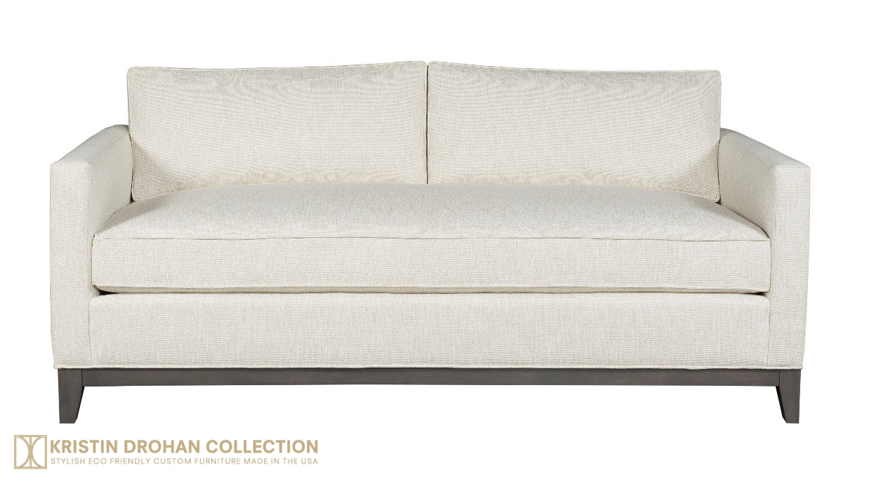 Keegan Sofa, classic track arm sofa